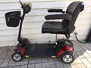Pride Go Go scooter - 4 wheel - easy to use Feel free to call me