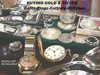 Wanted gold silver medals coins antiques collectables watches