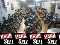 BEST SELECTION & PRICES ON USED BIKES!!!  PARK & SELL