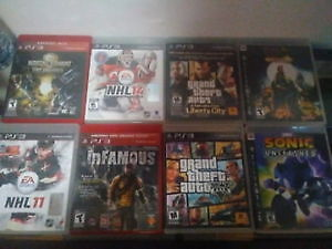 Selling PS3 games for low