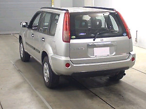 2006 Nissan X-Trail with NAVI