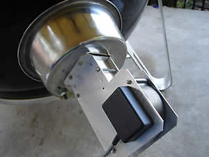 BBQ Smoker Controller - Set it and Forget it Meat!