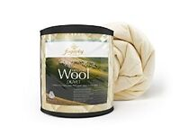 Fogarty Super King size 100% wool duvet