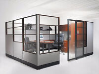 OFFICE CUBICAL ASSEMBLY GREAT RATES!!
