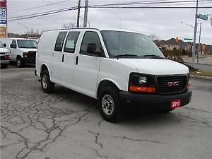 2010 Chevy Express 2500,Cargo,Shelves/Roof rack !