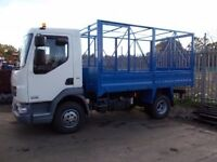 WANTED 3.5 TONNE CAGE LORRY DRIVER,MUST HAVE CORRECT LICENCE,DRIVERS CARD,DRIVERS QUALIFICATION CARD