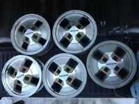 Toyota Celica Rims Set Of 5