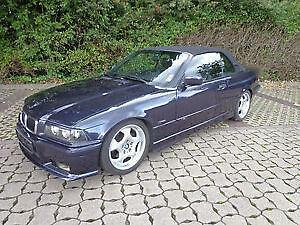 bmw e36 cabrio ebay. Black Bedroom Furniture Sets. Home Design Ideas