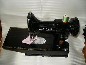 SINGER VINTAGE SEWING MACHINE ~ OPEN ARM ~ VERY RARE ~