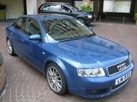 Anyone have an 02 Audi A4 in this colour