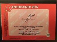 Dubai entertainer 2017 voucher/coupons
