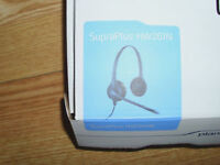 SupraPlus HW261N CALL CENTER HEADSETS