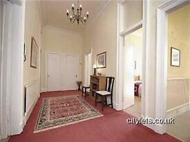 West End Very Spacious South Facing Traditional Flat Great Western Road
