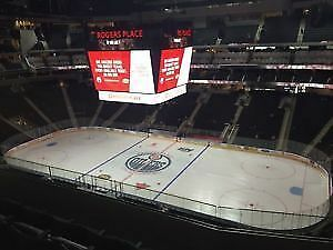 Oilers vs Anaheim Ducks tickets  Dec 3rd -   in Section 217