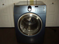 Laveuse Maytag Bravos XL Secheuse Samsung