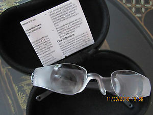 NEW 2.1X Original Max TV Glasses for Distance TV Viewing