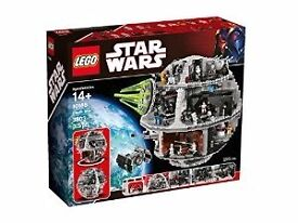 brand new lego death star