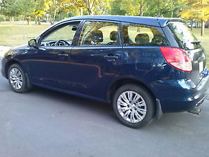 2004 Toyota Matrix Base Familiale