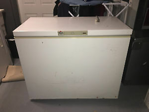 woods chest freezer