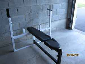 OlympiC Incline FlaT Bench  Northern Lights gym weights exercise