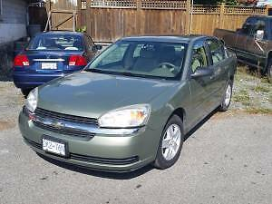 2005 Chevrolet Malibu non Other