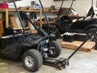 Réparation et entretien de voiturettes de golf - golf cart