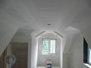 DRYWALL TAPER FOR HIRE (519)981-8301 Windsor Region Ontario image 1