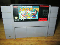 Super Mario all stars super nintendo