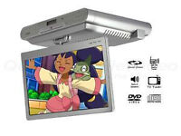 "15"" LCD Under-the-Cabinet TV/DVD Player, FM/AM, FOR SALE"