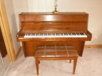 Samick Upright Piano- Gently Used