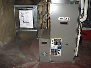 New Installed High Efficiency Furnaces and Air Conditioners