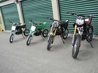 Chinese  dirt bike parts, brakes, motors, carbs, tires