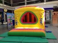 Bouncy Castle Business for sale