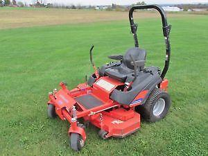 Used Zero Turn Mowers Ebay