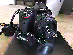 Selling my Nikon D750 with 50mm 1.8 afs lens