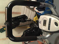 home inside bike-running machine (elliptical)almost new