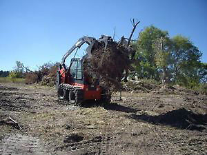 Land Clearing - Bush Hogging -Tree Installation or Re-locating