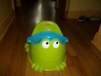 petit pot d'apprentissage fisher price