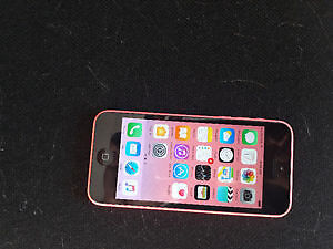 64 GB IPhone 5C (Locked with  Bell)