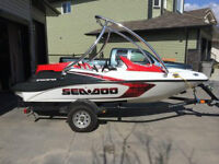 SeaDoo Boat For Sale