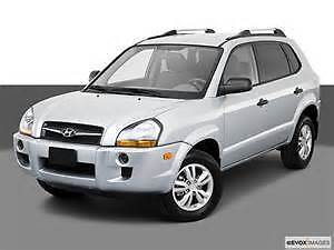2009 Hyundai Tucson SUV, Crossover, WOMAN car, ONLY OWNER