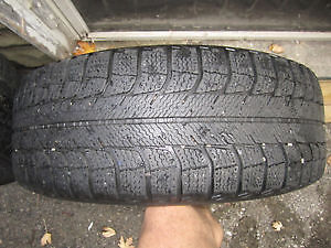 4 MICHELIN X-ICE 205/65R 15. London Ontario image 2
