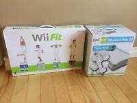 Wii FIT with Company X Everlast Fit Workout Pack