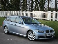 BMW 325d 58 plate lci bluewater