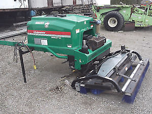 CUSHMAN ENVIROJET 160 FOR GOLF COURSE MAINTENACE