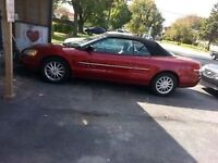 2001 Chrysler Sebring Coupé (2 portes)