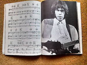 NEIL YOUNG - COMPLETE MUSIC - VOLUME 2 [1969-1973] MUSIC BOOK Cambridge Kitchener Area image 3