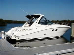 Sea Ray Sundancer 310 -2007