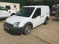 ford transit connect van 2006 breaking all parts