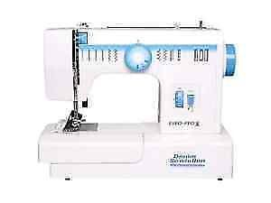 pro deluxe denim and silk sewing machine